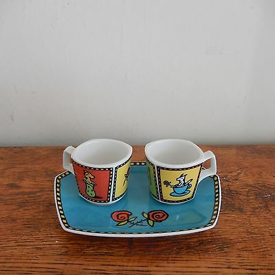 collectable Rosenthal 2 piece coffee set