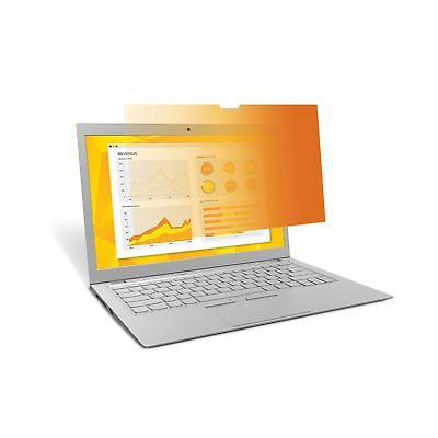 3M Gold Privacy Filter for Widescreen Notebooks 15 Inch (GPF15.6W)