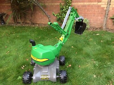 Rolly Toys John Deere 360 Excavator Ride On