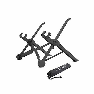 Nexstand Laptop Stand - Portable Foldable & Height Adjustable Universal Fit f...