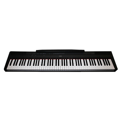 Yamaha P-115 P115B 88-Key Weighted Action Digital Piano