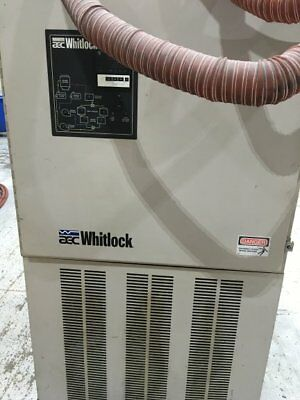 AEC WHITLOCK PLASTIC MATERIAL DRYER, WD150, (i4759)