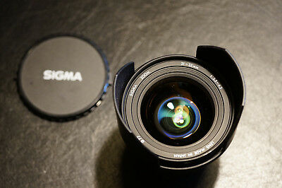 SIGMA 21-35 mm f/3.5 - 4.2 for NIKON