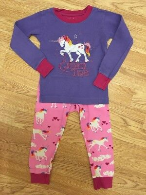 Hatley Baby Girls Unicorn Pyjamas 2 Years (18-24 Months)