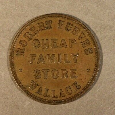 ND Nova Scotia Robert Purves Cheap Family Store Wallace   ** FREE US SHIPPING**