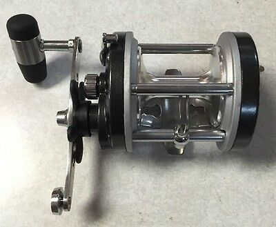 Quantum Bill Dance Catfish Striper Trolling Reel BD20XLG