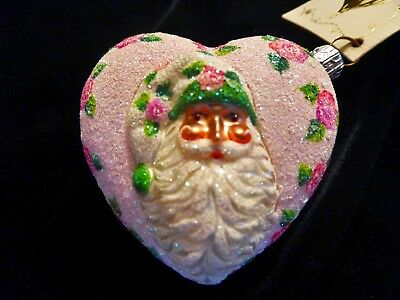 Patricia Breen ornament NEVER FORGET - ROSES
