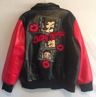 Betty Boop Jacket Authentic Apparel by Excelled Size L