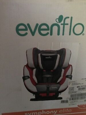 EvenFlo All in One Car Seat