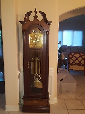 Trend by Sligh Grandfather Clock