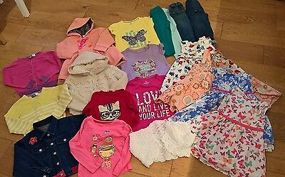 Girls Clothes Bundle Age 3-4 & 2-4 Years