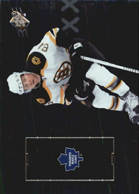 2009-10 SPx Hockey Cards Pick From List