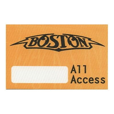 Boston authentic ALL ACCESS 1994 tour Backstage Pass