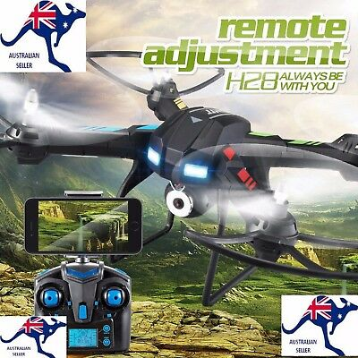 JJRC H28W Quadcopter WiFi Real-time Transmission 0.3MP 2.4G 4CH AUS SELLER