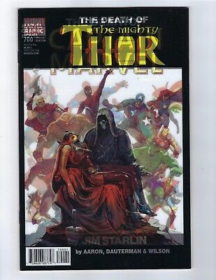 Mighty Thor # 700 Lenticular Variant Cover Marvel NM