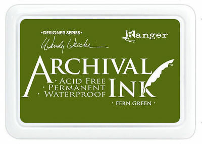 Fern Green - Ranger Archival Ink Stamp Pad