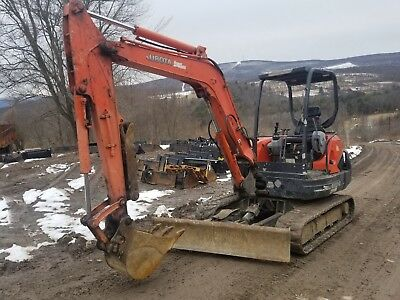 2007 Kubota Kx91-3 Excavator Low Hours Ready To Work In Pa We Ship Nationwide!