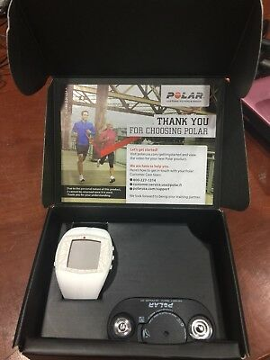Polar FT40 Fitness Watch / Heart Rate Monitor brand new
