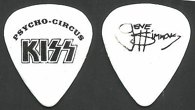 Kiss-Gene Simmons Psycho Circus Tour Guitar Pick-Rare!