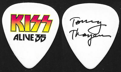 "Kiss--Tommy Thayer ""alive 35"" Tour Guitar Pick--Rare"
