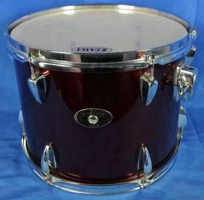 Tama ImperialStar 10x13 Rack Tom Drum Drums Percussion Candy Apple Red