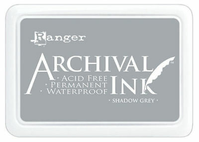 Shadow Grey - Ranger Archival Ink Stamp Pad