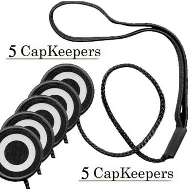 5 Lens Cap Keeper 2 Holder with Elastic Band CAPKEEPER