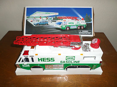 NEW Toy HESS TRUCK 1996 Mint Condition NIB
