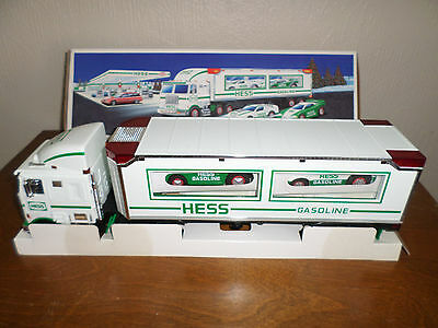 NEW Toy HESS TRUCK 1997 Mint Condition NIB
