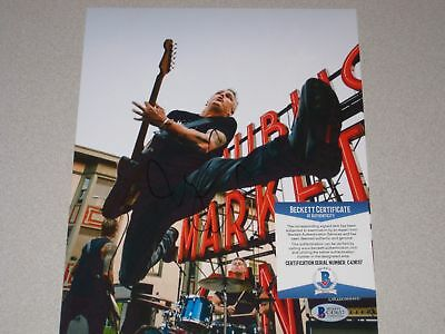 MIKE McCready Pearl Jam Guitarist SIGNED Autograph 8x10 PHOTO Beckett BAS COA 4