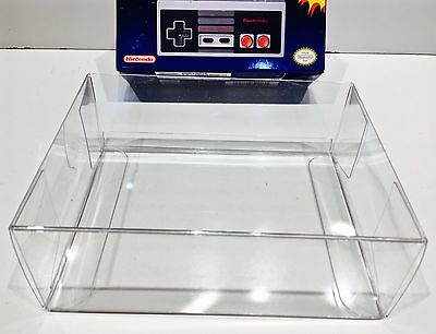 1 Box Protector for NES CLASSIC MINI CONTROLLER  Nintendo Case Fits EU Size too!