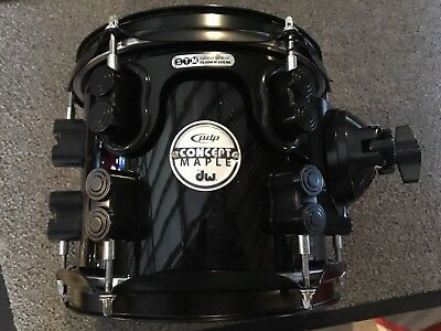 Pdp Concept Maple 8 X 7 Tom Pearlescent black