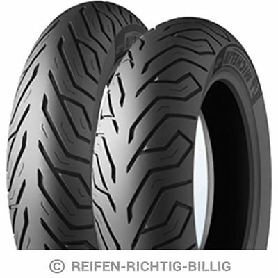 MICHELIN Rollerreifen 120/70-12 51S City Grip Front M/C