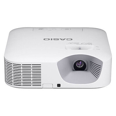 Casio Xj-V10X Core 3,300 Al Xga Laser/led Projector - No Need To Replace Lamp