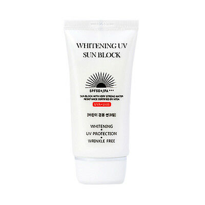 [JIGOTT] Whitening UV Sun Block - 70ml (SPF50+ PA+++)