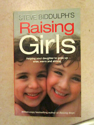 Raising Girls by Steve Biddulph (Paperback, 2013)