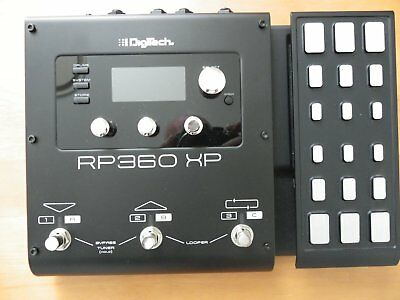 Digitech RP360 XP Gutar Multi-Effects Processor