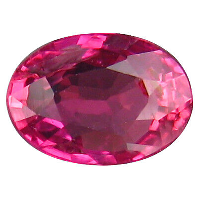 """0.68Ct """"GIL"""" CERTIFIED UNIQUE COLLECTION AMAZING FIRE MOZAMBIQUE UNHEATED RUBY"""