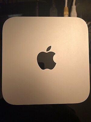 Mac Mini MC270B/A Mid 2010 Model Upgraded memory