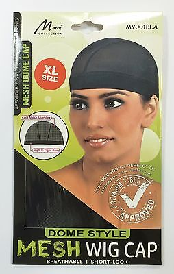 Murry Collection Mesh Dome Wig Cap Breathable Short-Look XL Dome Style MY001#19