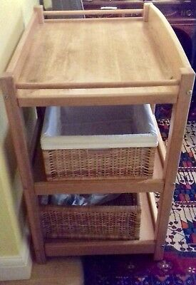 Mamas and Papas changing table/unit in excellent condition.