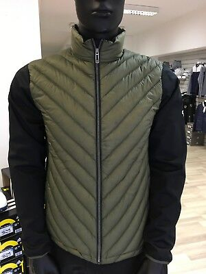 Cross Sportswear Golf Windjacke, wind protection ,Gänsedaunen STATT 199€ Gr.L