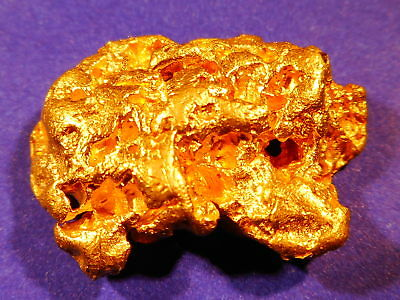 Brilliant Australian Gold Nugget  ( 14.14 grams) with Discount Offer.