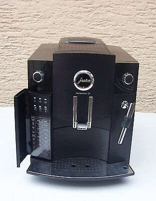 JURA  Impressa c5 schwarz  komplett  revidiert  Hot coffee if you love coffee