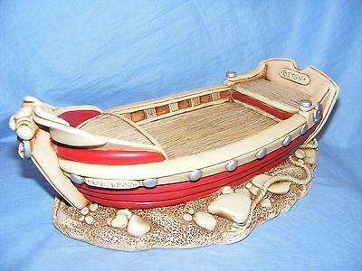 Pendelfin Stoneware Betsy Barge Made In Burnley