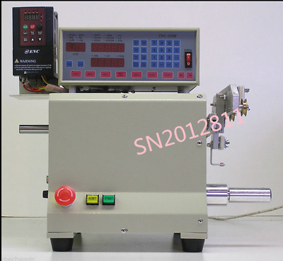 Computer CNC Automatic Large Torque Coil Winding Machine for 0.03-2mm wire M