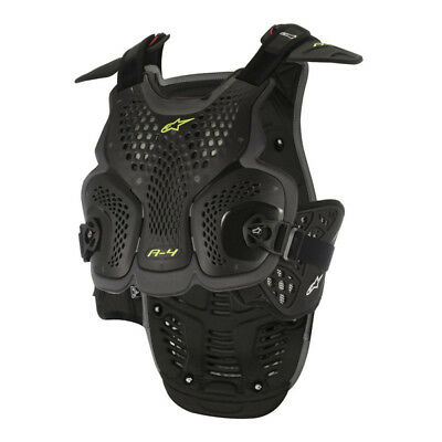 Alpinestars MX18 A4 A-4 MX Motocross Roost/Chest Guard Armour