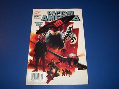 Captain America #6 1st Winter Soldier Huge Key VF/NM Gem Wow