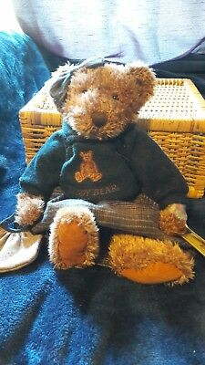Collectable teddy bear Russ vintage edition