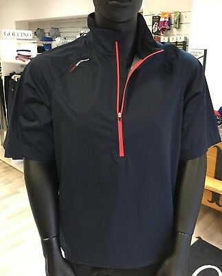 Cross Sportswear Golf Windshirt wind protection,softshell STATT 119€ Gr.L 2018